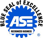 ASE Blue Seal of Excellence Recognized Business