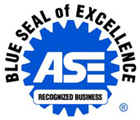 Woodard Automotive | ASE Blue Seal of Excellence Shop | 540-373-5269 | Fredericksburg, VA 22405