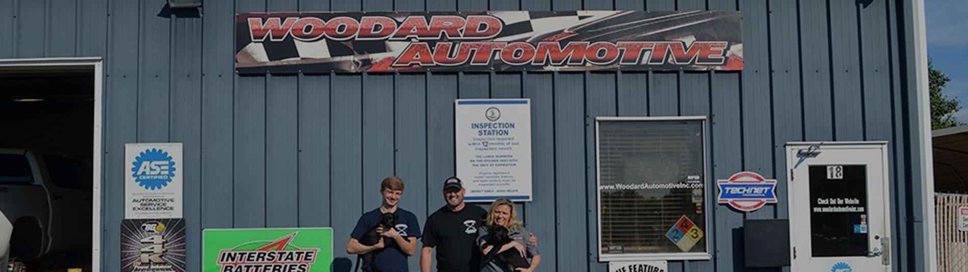 Woodard Automotive - expert auto repair - Fredericksburg, VA